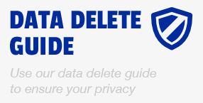Data deletion guide