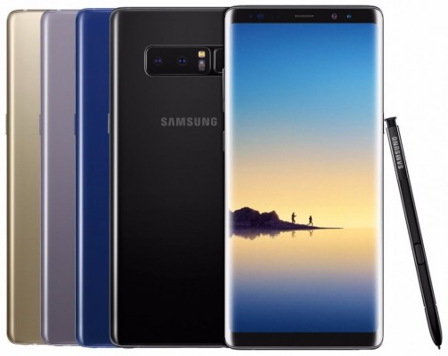 Sell my Samsung Samsung Galaxy Note 8 128GB